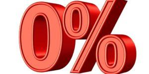 tasso zero prestito