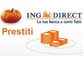 prestito arancio