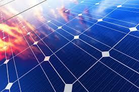 immagine di pannelli fotovoltaici