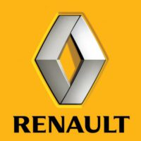 logo renault auto