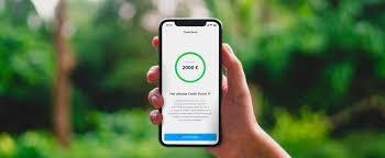 app schermata credit boost