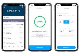 schermate richiesta credit boost
