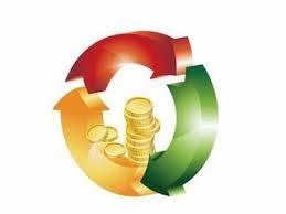 rappresentazione grafica di un prestito rotativo