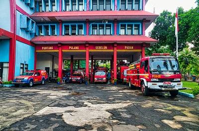 stazione vigili del fuoco